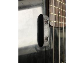 Bass Guitar Thumb Rest (Customizer)