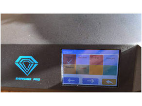 Two Trees Sapphire Pro 3D printer custom firmware ⚙️