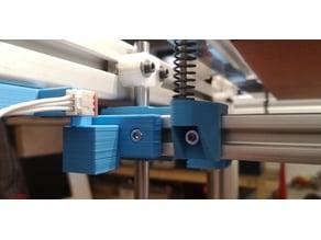 Hypercube Dual Z Endstop einstellbar