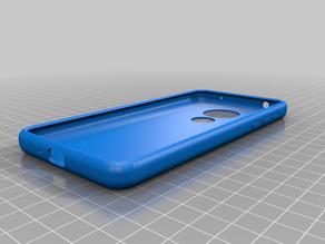 Moto G7 Power flexible case
