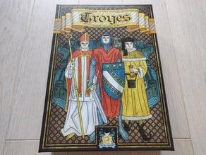 Troyes + Ladies of Troyes Insert