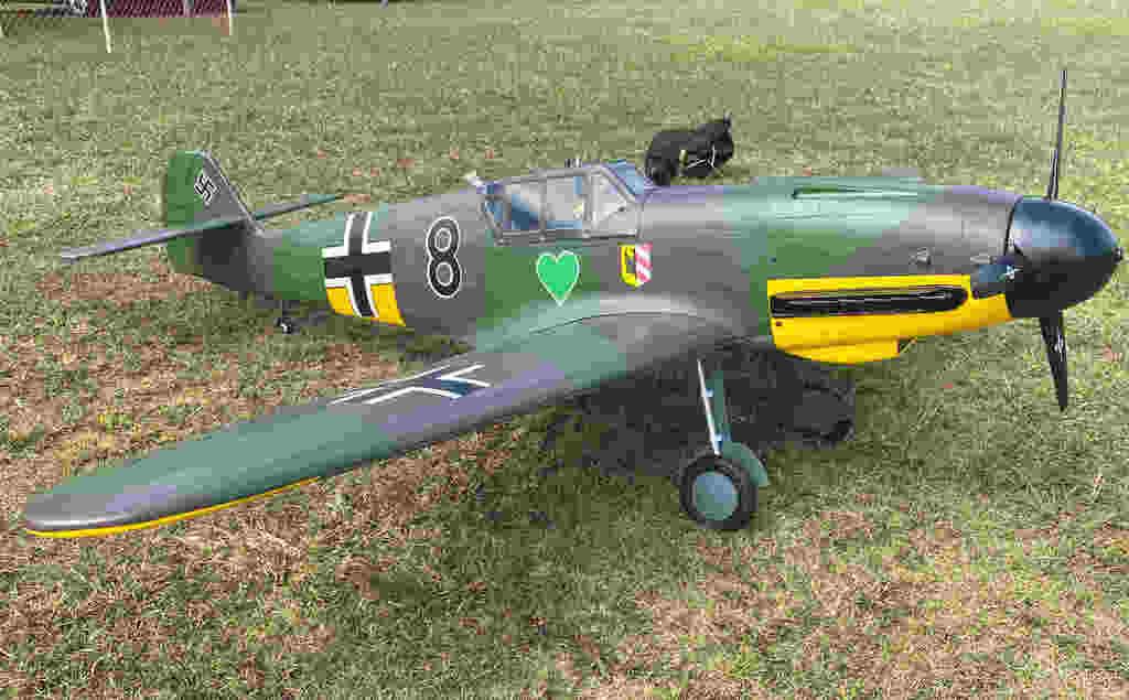 BF-109 Three Blade Spinner