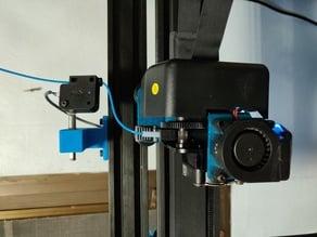 Artillery Sidewinder X1 Filament Runout Sensor Top Mount