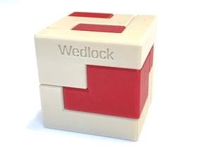 Wedlock - Interlocking puzzle by László Molnár