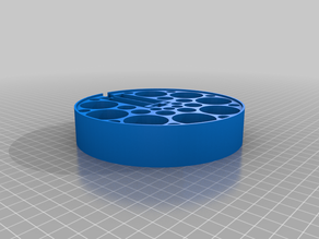 Motor base for 3D Printed Marble Machine #3