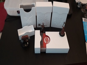 Warcry Card Boxes
