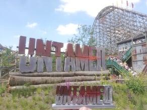 Untamed logo