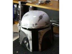 Rubies Deluxe Boba Fett helmet - longer rangefinder stalk