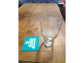 Joe 90 Beermat