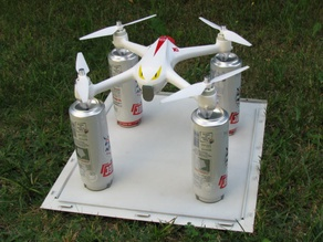 Qaudcopter Launch Pad