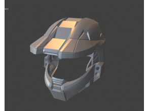 Halo 3 Mark 6 Helmet