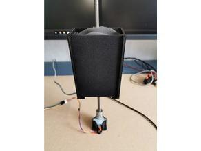 Speaker built in