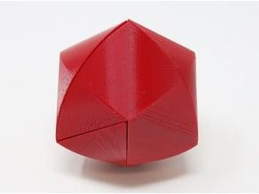 Rose Tricylinder Puzzle