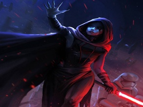 Female Sith lord / Sith Acolyte