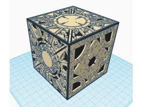 Hellraiser Torment puzzle box