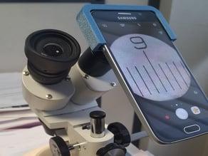 S6 Microscope 33mm ocular adapter