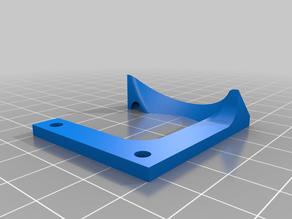 Modificación ventilador Extrusor Anet A8&A6 para facilitar enhebrado de filamento