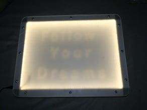 Light pad - Light box
