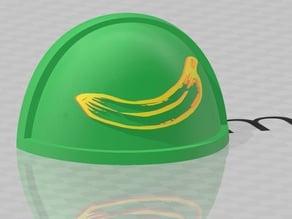 Banana Knights Shoulder Pad