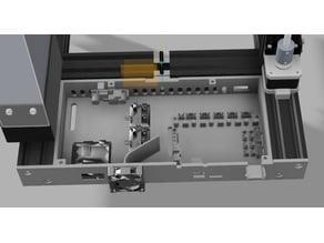 Ender 3 Pro Rear Case MKS Gen L, SKR 1.3, Orange Pi Zero Plus