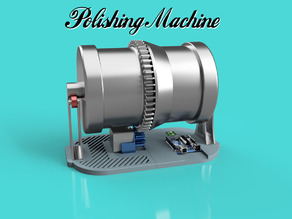 Polishing Machine (Nema 17 and  Arduino)