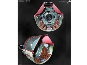 Boba Fett; Helmet Interior Kit Update