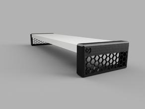 Monitor Riser 100mm - IKEA JÄRPEN
