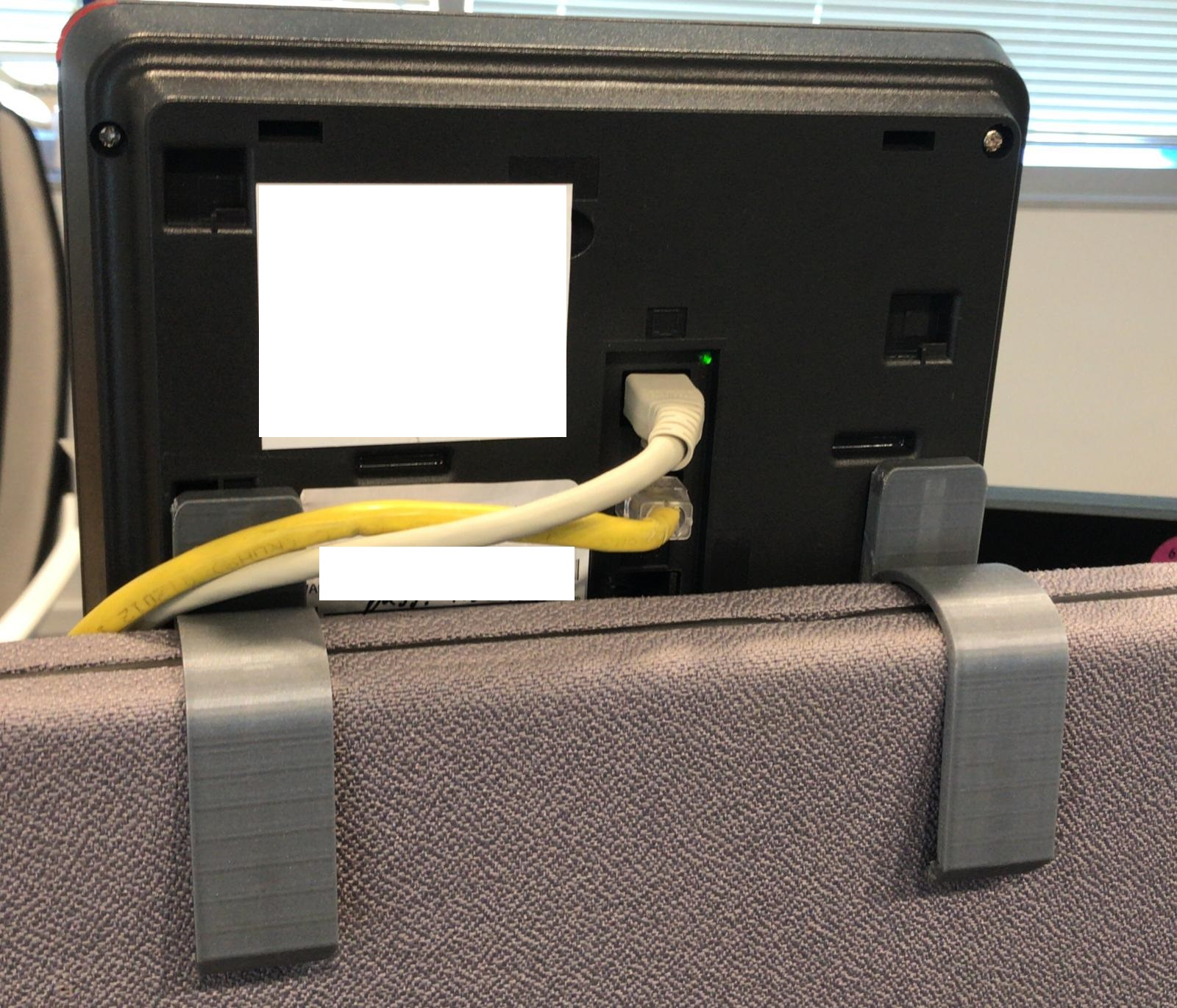 AVAYA 9608 Phone Office Hanger