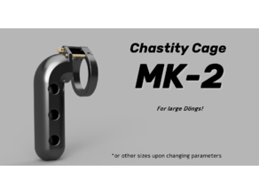 Chastity Cage Mk2