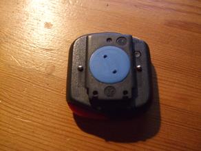 SigmaSport BC600 Battery cover