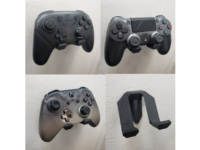 Low Poly Universal Controller Mount