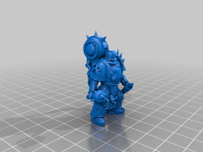 Foul slime sprayer (disgustingly resilient)
