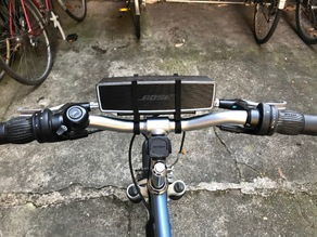 Bose soundlink mini bicycle mount - handlebar diam 28,5mm/23mm