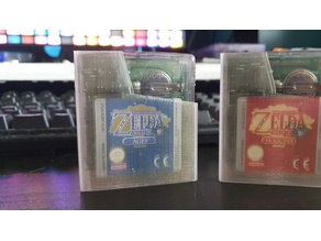 Gameboy Color Cartridge Sleeve