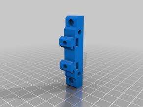v-slot mounting bracket