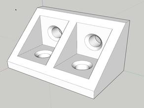 Cabinet Corner Block