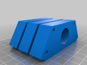 MPMD Feet Arranged  (Original Design: 3Dgoon)