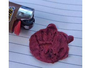 Wax Seal Stamp System