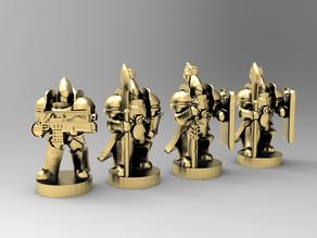 Micro saga janitorial guard army