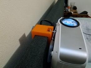 Projector Headboard Mount