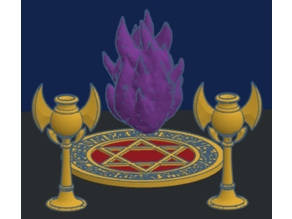 Yugioh chaos ritual torch