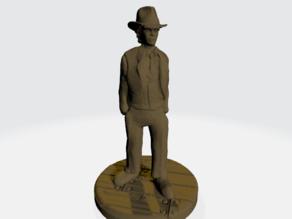 Indiana Jones Professor