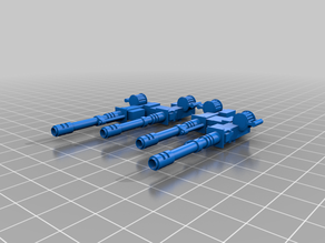 Ork Quad Mount AA Gun