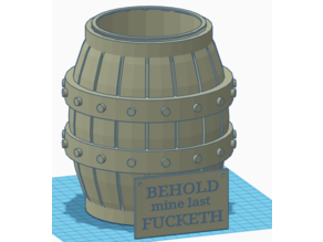BEHOLD, a filament bin for your last heck