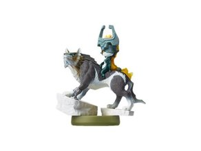 Wolf-Link amiibo - The Legend of Zelda Twilight Princess