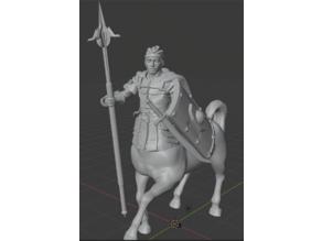 Centaur Legionnaire with Spear and shield