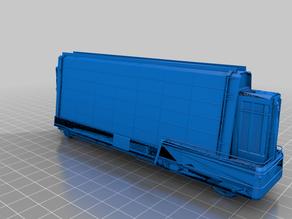 combine train car