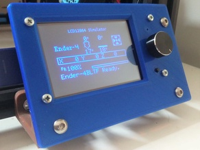 Creality Ender-4 Upgrade to BTT TFT35 v3.0 Touch Screen Display