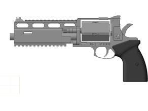 RSh-12 toy replica