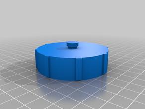 blind cup_socket-plug connector